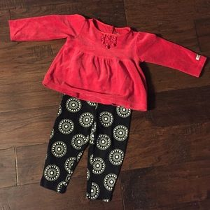Carter's winter outfit, 18-24 months